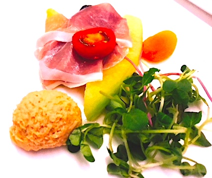 アシアナ航空-ビジネスクラス-機内食-パリ-2