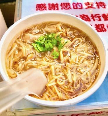 台北-B級グルメ-西門-阿宗麺線-3