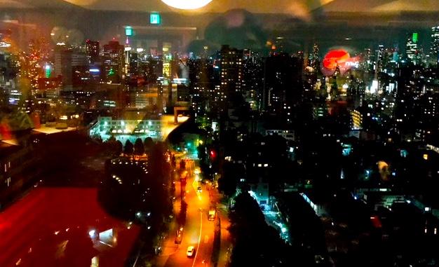 ウェスティン東京-スイート-ラウンジ-9