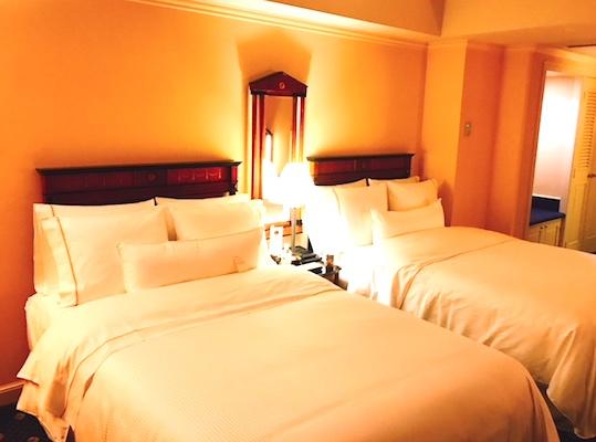 ウェスティン東京-スイート-ホテル-ヘブンス