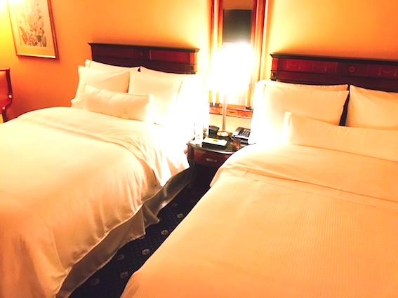 ウェスティン東京-スイート-ホテル-ツイン