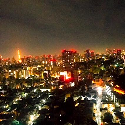 ウェスティン東京-スイート-ホテル-夜景-22