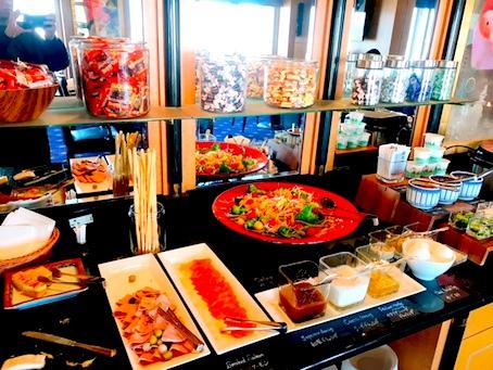 ウェスティンホテル東京-朝食-ブッフェ-14