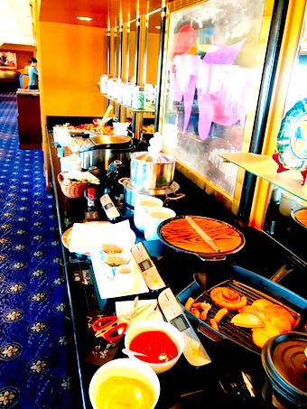 ウェスティンホテル東京-朝食-ブッフェ-11