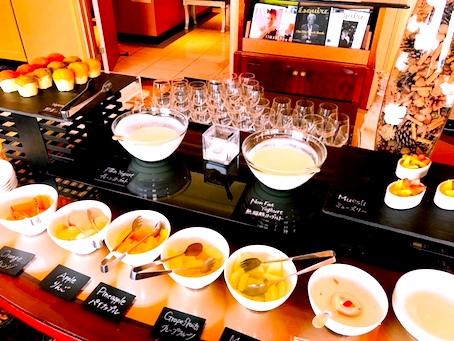 ウェスティンホテル東京-朝食-ブッフェ-9
