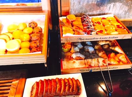 ウェスティンホテル東京-朝食-ブッフェ-6