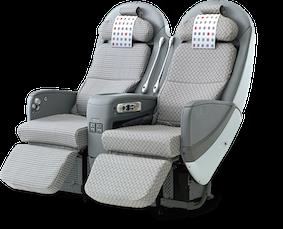 JAL-プレミアムエコノミー-座席-5